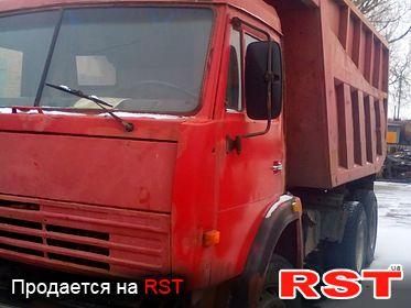 КАМАЗ 65111 , обмен 1998