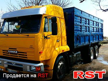 КАМАЗ 65111  2006