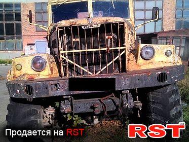 КРАЗ 255Б  1989