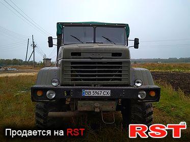 КРАЗ 260 , обмен 1992