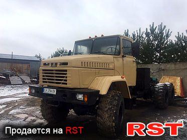 КРАЗ 260  1994