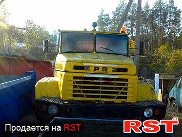 КРАЗ 260 В 1993