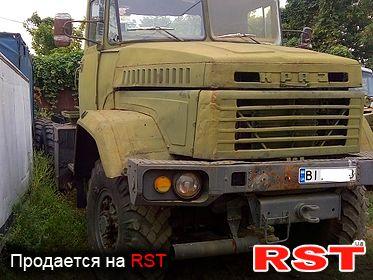 КРАЗ 260  1992