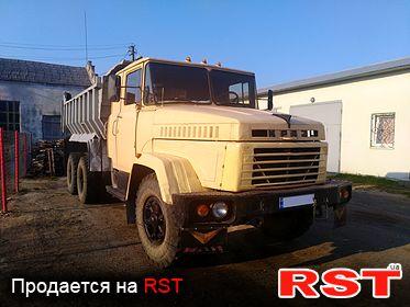КРАЗ 6444   1993