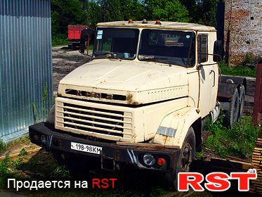 КРАЗ 6444   1992