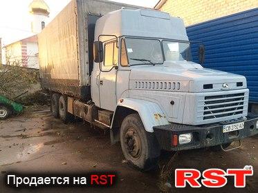 КРАЗ 65053 , обмен 2006