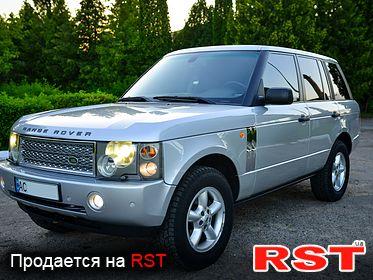 LAND ROVER Range Rover Vogue 2002