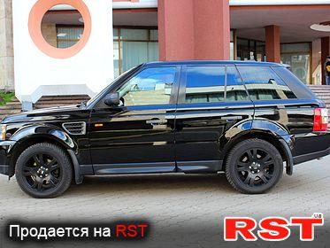 LAND ROVER Range Rover Sport Full 2005