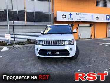 LAND ROVER Range Rover Sport Autobiography 2011