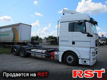 MAN TGX 26-400 2012