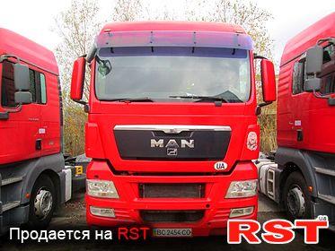 MAN TGX  18.400 2008
