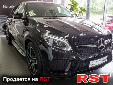 MERCEDES GLE 43 4MATIC Coupe 2019