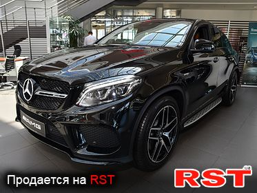 MERCEDES GLE 43 AMG 4MATIC Coupe 2019