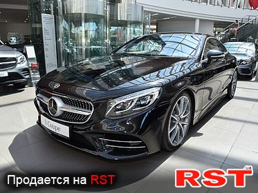 MERCEDES S-Class 450 4MATIC Coupe 2019