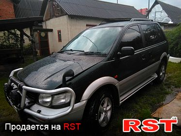 MITSUBISHI Space Runner RVR 1993