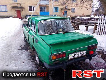 МОСКВИЧ 2138 , обмен 1975