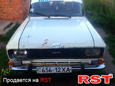 МОСКВИЧ 2140 , обмен 1984