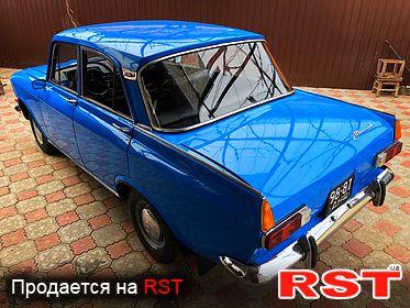 МОСКВИЧ 408  1975