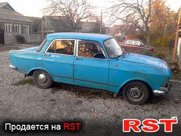 МОСКВИЧ 408  1976