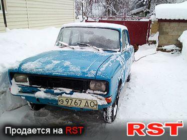 МОСКВИЧ 408  1969