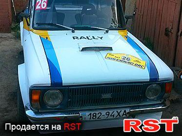 МОСКВИЧ 412  1990