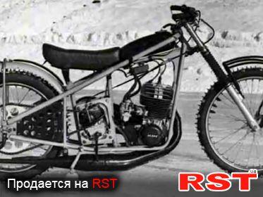 МОТО Кастом  Иж , обмен 1983