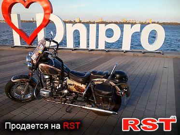 МОТО Кастом DNEPR MT-11 1992