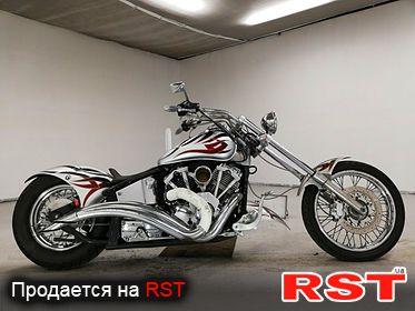 МОТО Кастом Yamaha DragStar 2004