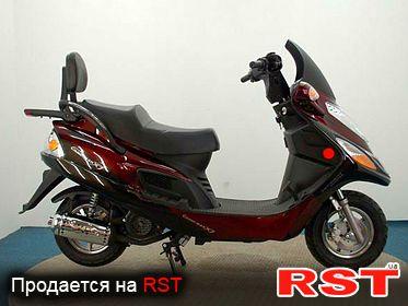 МОТО МАКСИ-СКУТЕР Suzuki F5 Red -150СС 2016