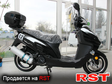 МОТО СКУТЕР LIBERTY GMG  Storm 150s 2015