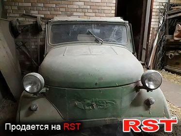 МОТО СМЗ с3а  1963