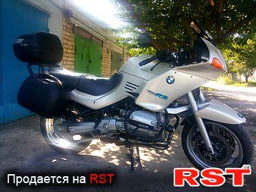 МОТО Спорт Турист BMW r1100rs 2000