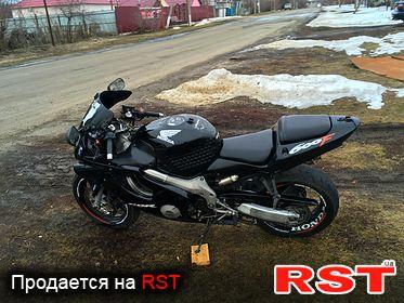 МОТО СПОРТБАЙК Хонда Cbr600, обмен 2000