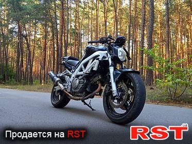 МОТО СТРИТБАЙК SUZUKI SV650, обмен 2008