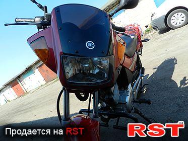 МОТО СТРИТБАЙК Yamaha YBR-125 2012