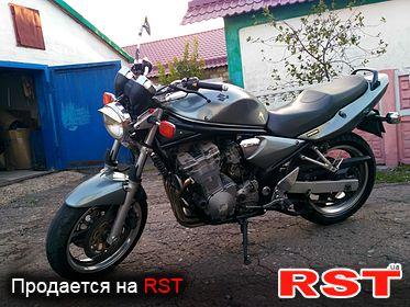 МОТО СТРИТБАЙК SUZUKI GSX 750 2005