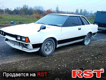 NISSAN Silvia S110, обмен 1984