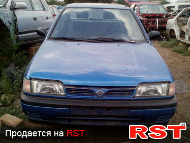 nissan sunny n14 запчасти