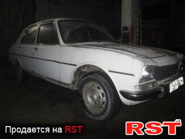 PEUGEOT 504 TI 1977
