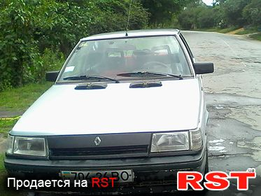 RENAULT 9 cts 1984