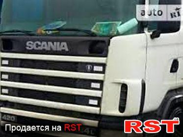 SCANIA P 420, обмен 2006