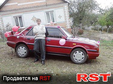 SKODA 1300 LS 1986
