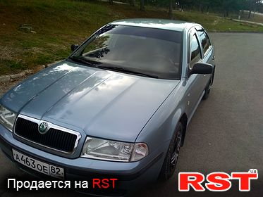 SKODA Octavia , обмен 2001