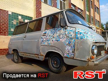 SKODA TAZ 1203 1977