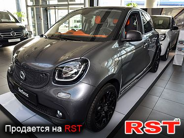 SMART Forfour w453 2017