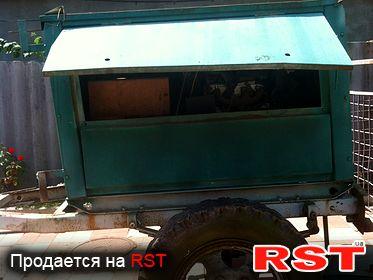 СПЕЦТЕХНИКА Агрегат сварочный САК 1990
