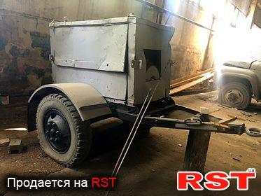 СПЕЦТЕХНИКА Агрегат САК Т40 1999