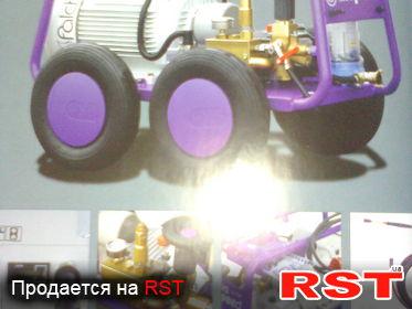 СПЕЦТЕХНИКА Агрегат Фальх Аква спид 500, обмен 2008