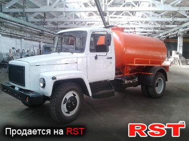 СПЕЦТЕХНИКА Ассенизатор  газ  3307 2005