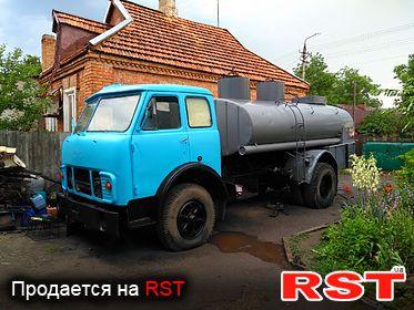 СПЕЦТЕХНИКА Ассенизатор МАЗ 5335 1989